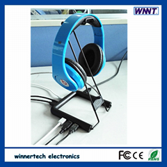 new design usb 3.0 charger port table