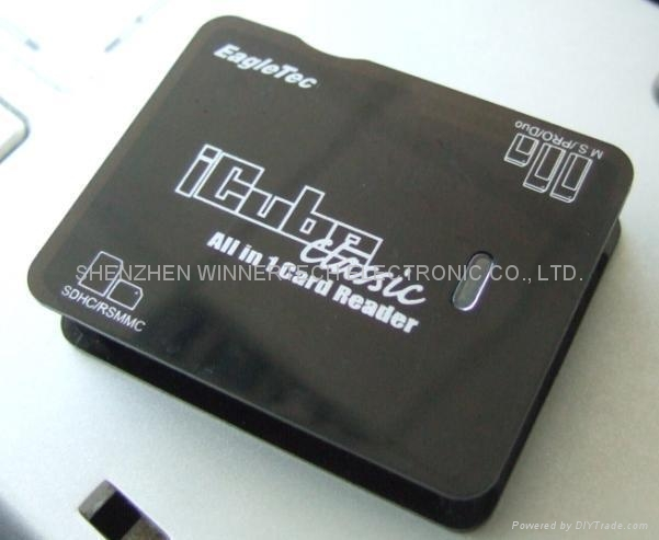low cost 5 slots card reader 1