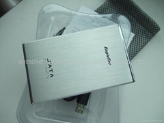 "2.5"" USB2.0 to SATA hard disk enclosure"
