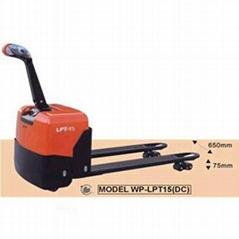 设备租赁电动搬运车--WP-LPT15(DC)