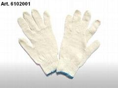 T/C knit glove