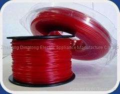 NYLON LINE in spool package and blister package