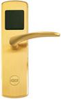 非接触式电子门锁