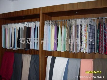 2009年春夏新穎服裝面料 5