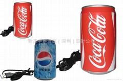 可口可乐小音箱