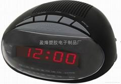 LED时钟收音机