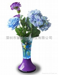 The vase bluetooth stereo
