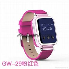 智能GPS手表 学生手表 智能穿戴 GPS手表