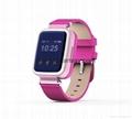 智能GPS手表 学生手表 智能穿戴 GPS手表 2