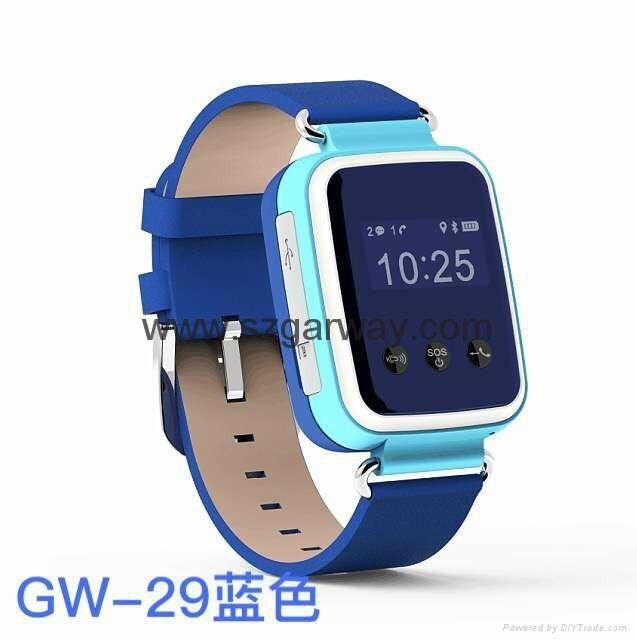 智能GPS手表 学生手表 智能穿戴 GPS手表 8