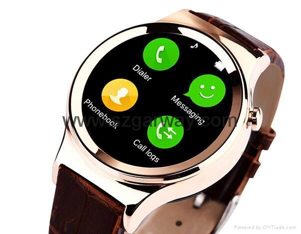 智能手表 智能蓝牙手表 智能穿戴 录像手表 6
