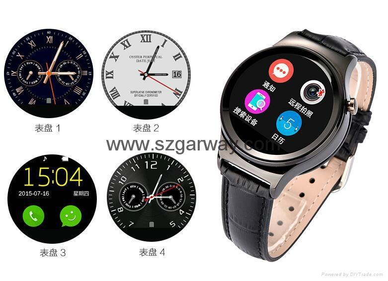 智能手表 智能蓝牙手表 智能穿戴 录像手表 7