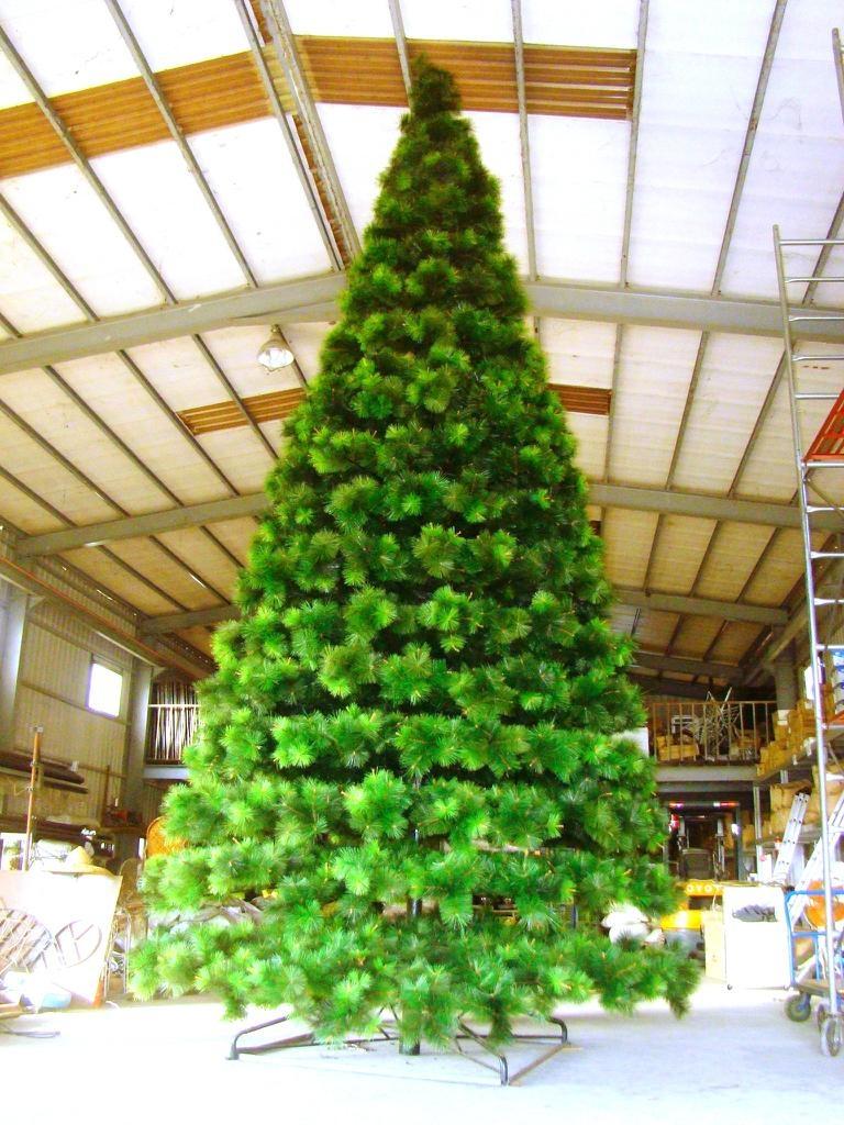 6米单柱(室内/户外)松针圣诞树