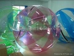 Hot sale inflatable aqua ball / water