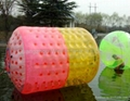 PVC/ TPU inflatable water roller /