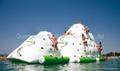 inflatable iceberg / inflatable water