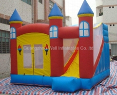 inflatable castle / infl