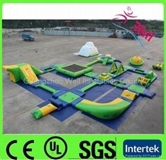 High quality Inflatable water park/ water toys/ water game