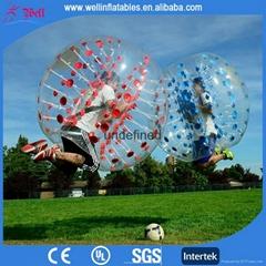 Best price bumper ball / bubble football / soccer bubble / bubble soccer