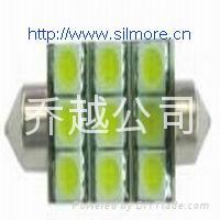LED(发光二极管)领域专用封装,保护材料 3