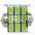 LED(發光二極管)領域專用封裝,保護材料 3