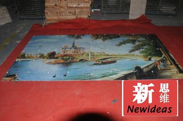 广东陶瓷UV万能平板打印机 5