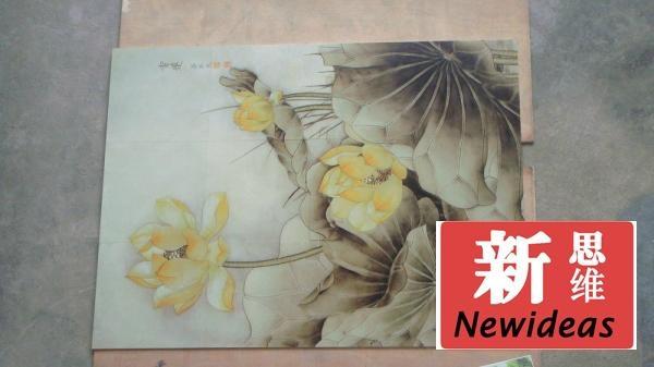 廣東木板UV  平板打印機 2