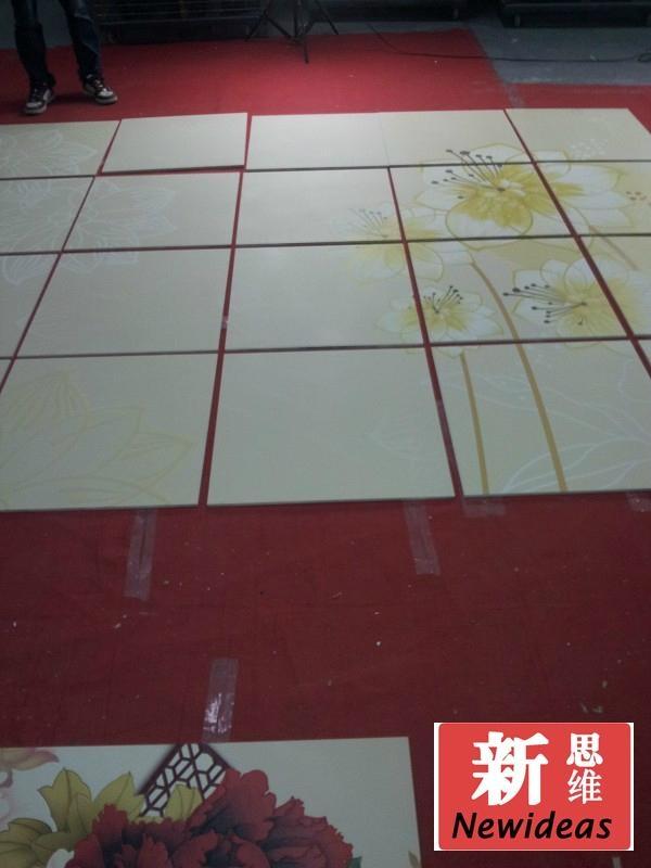 廣東木板UV  平板打印機 5
