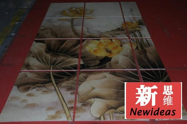 廣東塑料UV  平板打印機 3