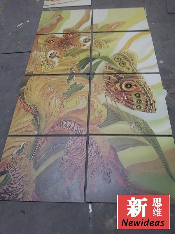 廣東亞克力UV  平板打印機 2