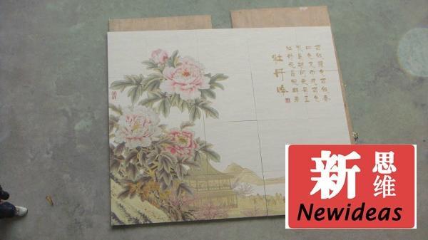 廣東金屬UV  平板打印機 2