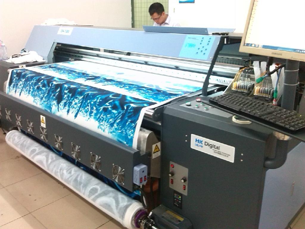 廣東純棉數碼直噴機 1