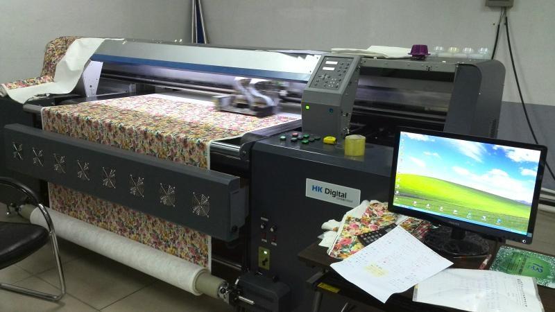 廣東純棉數碼直噴機 2