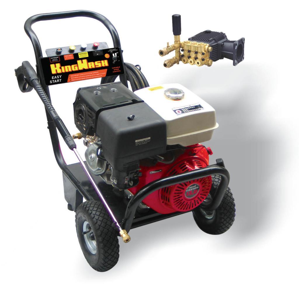 Pressure Washer Gun >> 9HP 2900PSI Gasoline High Pressure Washer - China - Manufacturer