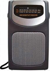 AM/FM 收音机