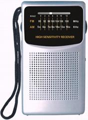 AM/FM收音機