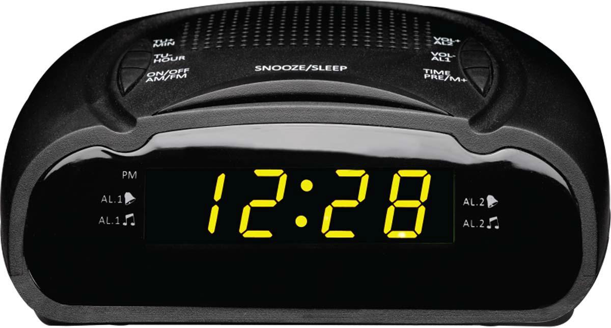 钟控收音机 1