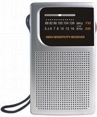 AM/FM收音机