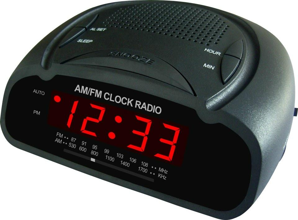 alarm clock radio 786 clock radio am fm led alarm clock radio china manufacturer radio. Black Bedroom Furniture Sets. Home Design Ideas