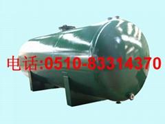 鋼襯塑耐腐貯罐