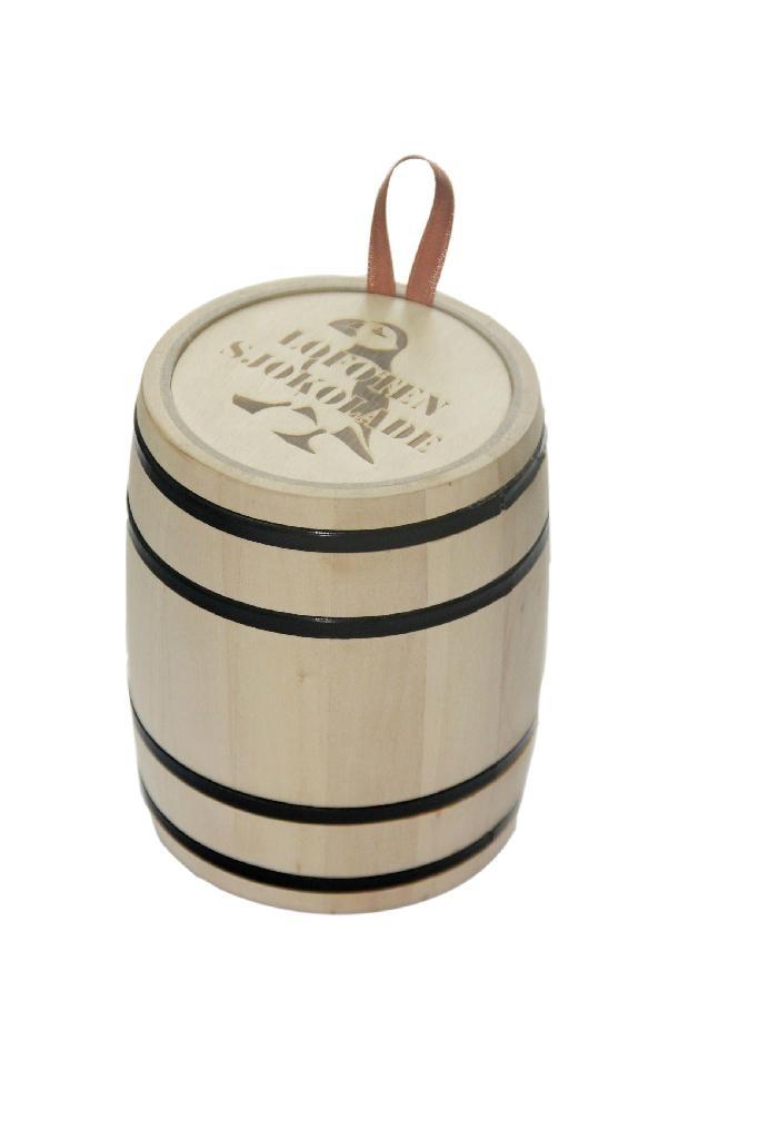 Chocolates Wooden Barrel 1