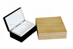 Chocolate Wooden Boxes