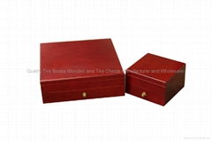 Luxuary Cherry Finished Chocolate Wooden