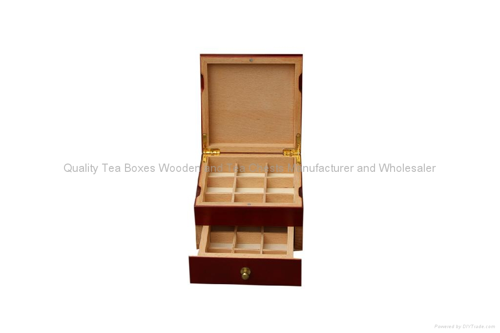 Chocolate Wooden Boxes 2