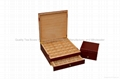 Luxuary Cherry Finished Chocolate Wooden Boxes