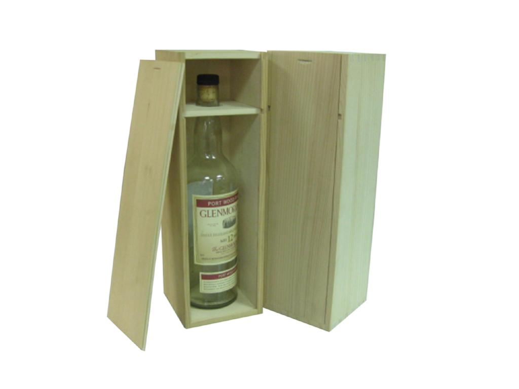 Unfinished Wine Box