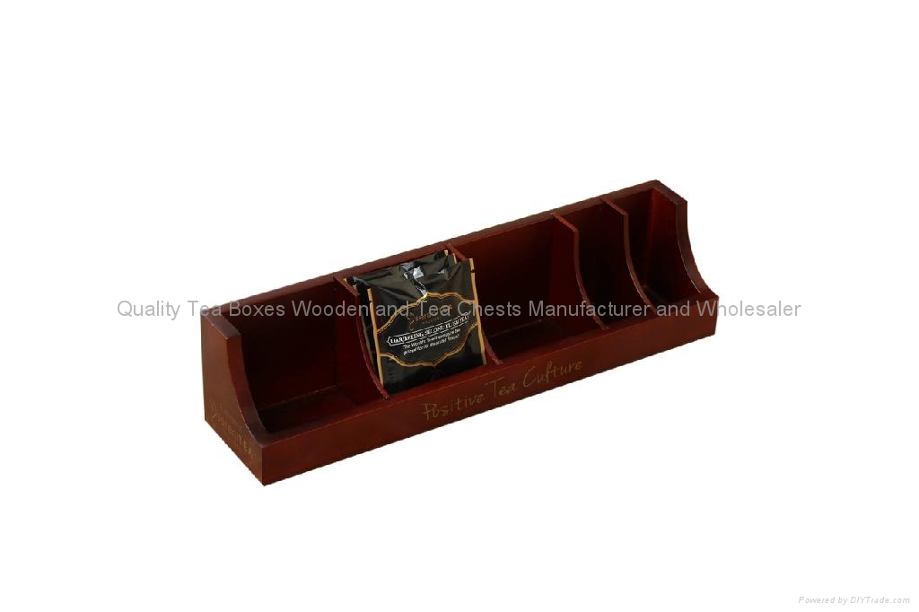 stained tea display wooden ex w0186 china manufacturer bamboo