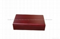 Rich Mahogany Handcrafted Tea Chest Wood 3
