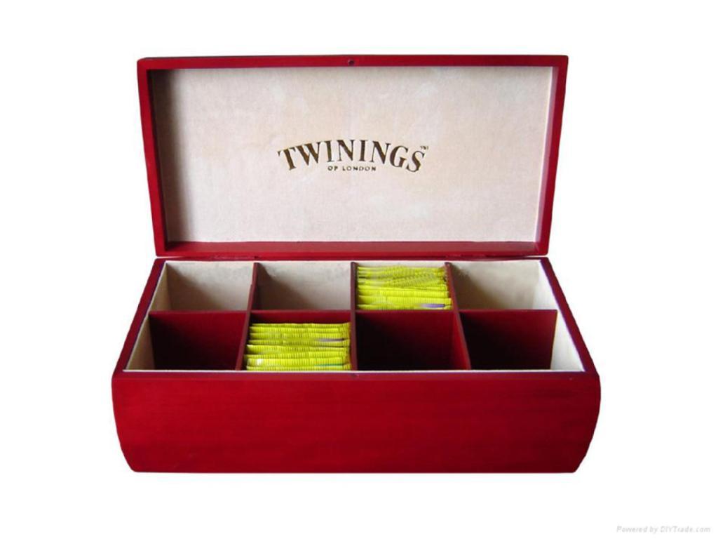 High Quality Wooden Tea Box 1