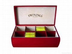 High Quality Wooden Tea Box